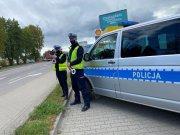 """Dzisiaj policjanci z Gdyni i Pucka prowadzą międzypowiatowe działania """"Prędkość"""""""