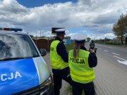 Policjanci skontrolowali 124 kierowców podczas wczorajszych działań