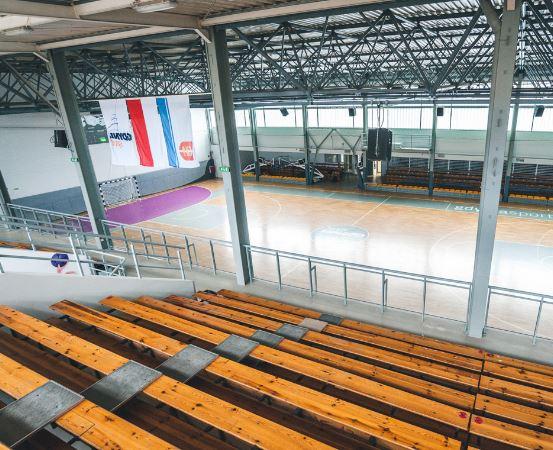 GCS Gdynia: Nowe boiska i bieżnia na Wielkim Kacku oficjalnie otwarte