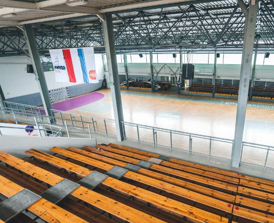 GCS Gdynia: Chylonia z nowymi boiskami oraz bieżnią