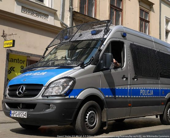 Policja Gdynia: Akcja charytatywna pod szyldem #niebieskim