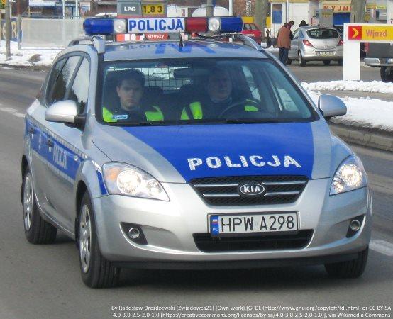 Policja Gdynia: Nie bądź obojętny, jeden telefon może uratować życie – Policja ostrzega przed niskimi temperaturami