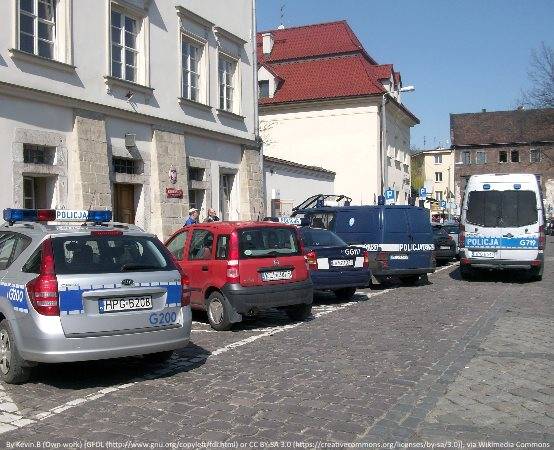 Policja Gdynia: Policja poszukuje mężczyzny, podejrzanego o kradzież