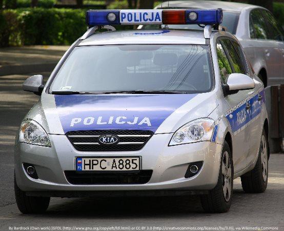 Policja Gdynia: Kolejny sukces policyjnego psa tropiącego