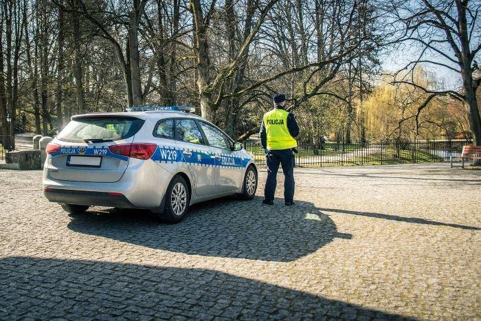 Policja Gdynia: Gdyńscy policjanci brali udział w poszukiwaniach